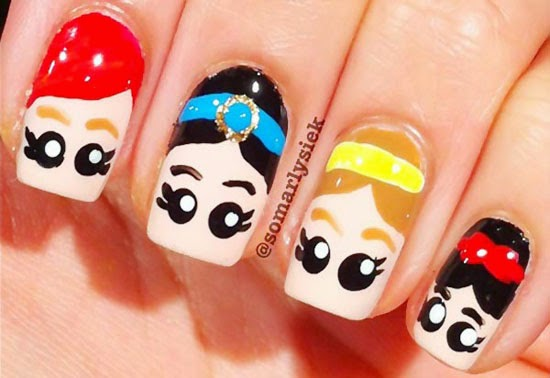 Easy And Cute Nail Designs Nails