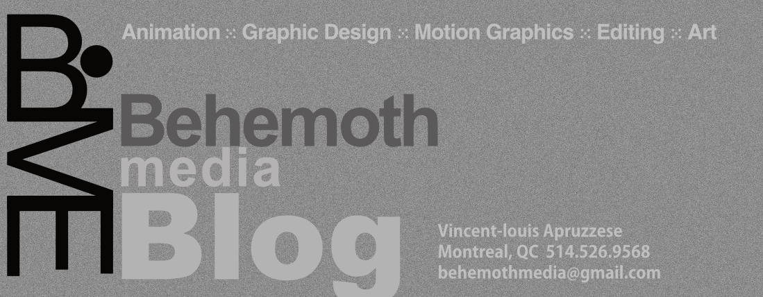 Behemoth Blog