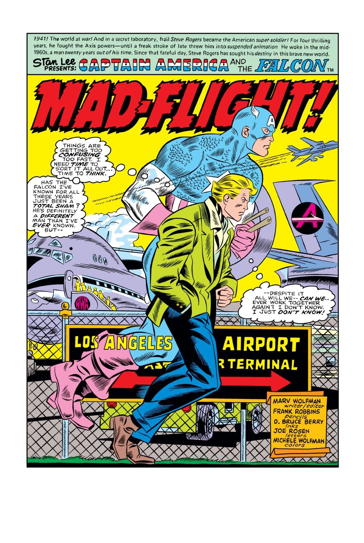 Captain America (1968) Issue #192 #106 - English 2