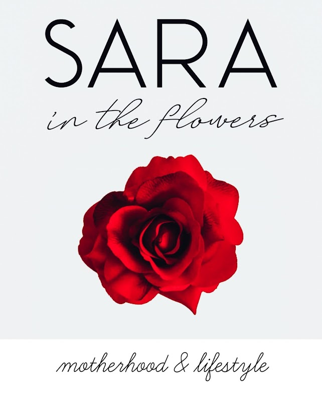 Sara in the Flowers