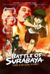 Film Animasi 'Battle of Surabaya' Sabet Penghargaan International Movie Trailer Festival 2013