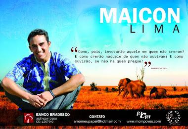 MISSIONÁRIO MAICON LIMA