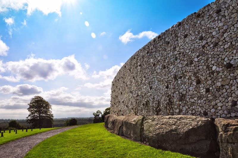 Irland 2014 - Tag 8 | Newgrange