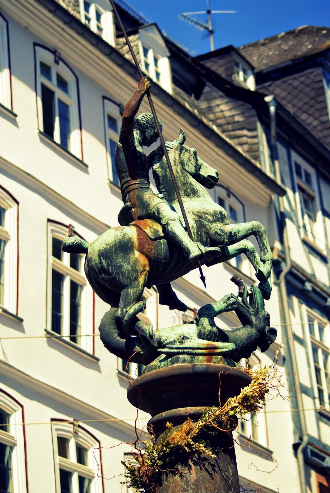 Marburg Święty Jerzy