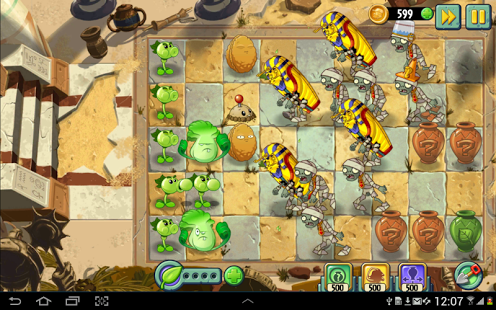 Plants vs. Zombies 2 v3.2.1 Apk Mod Data