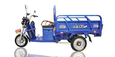 Triciclo Electrico Chino Carga