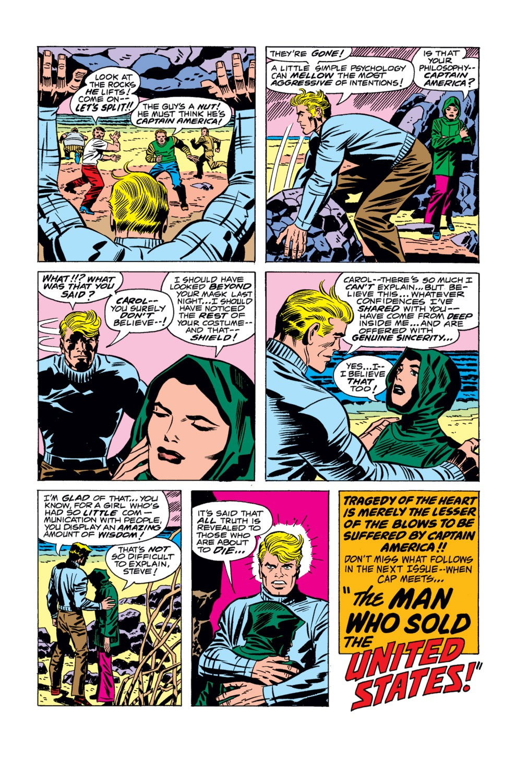 Captain America (1968) Issue #198 #112 - English 17
