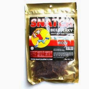 snatch beef jerky