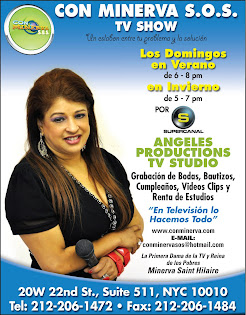 CON MINERVA SOS. DOMINGOS 6-8PM