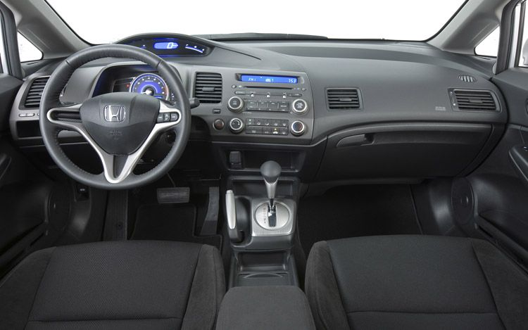 World Car Wallpapers: 2011 honda civic interior