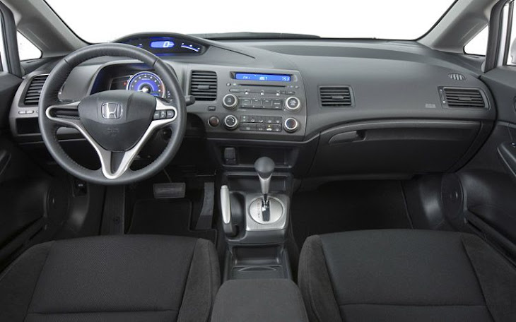 2013 Honda Civic [interior]