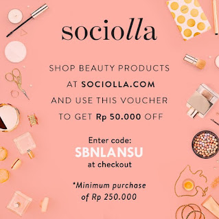 Get 50,000 OFF at Sociolla