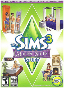 Download The sims 3 Master Suite Staff Completo + Crack 2012