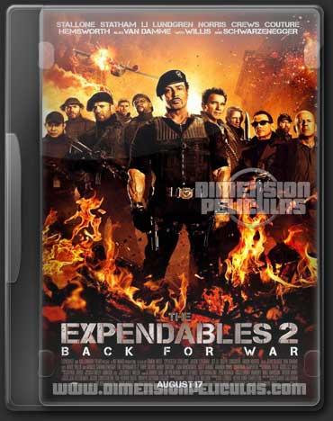 The Expendables (DVDRip Español Latino) (2012)