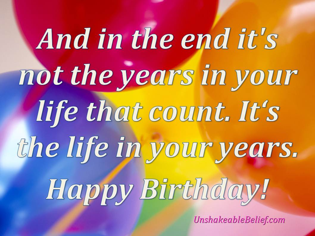 birthday quotes quotesgram