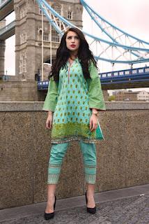 Nimsay New Pakistani Ladies Dresses