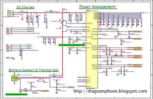 Nokia 1325 Schematic Diagram