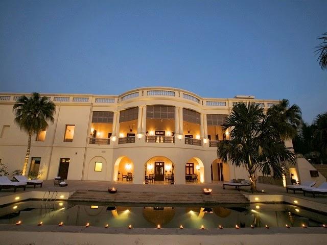 Taj Nadesar Palace - Heritage Hotel in Varanasi