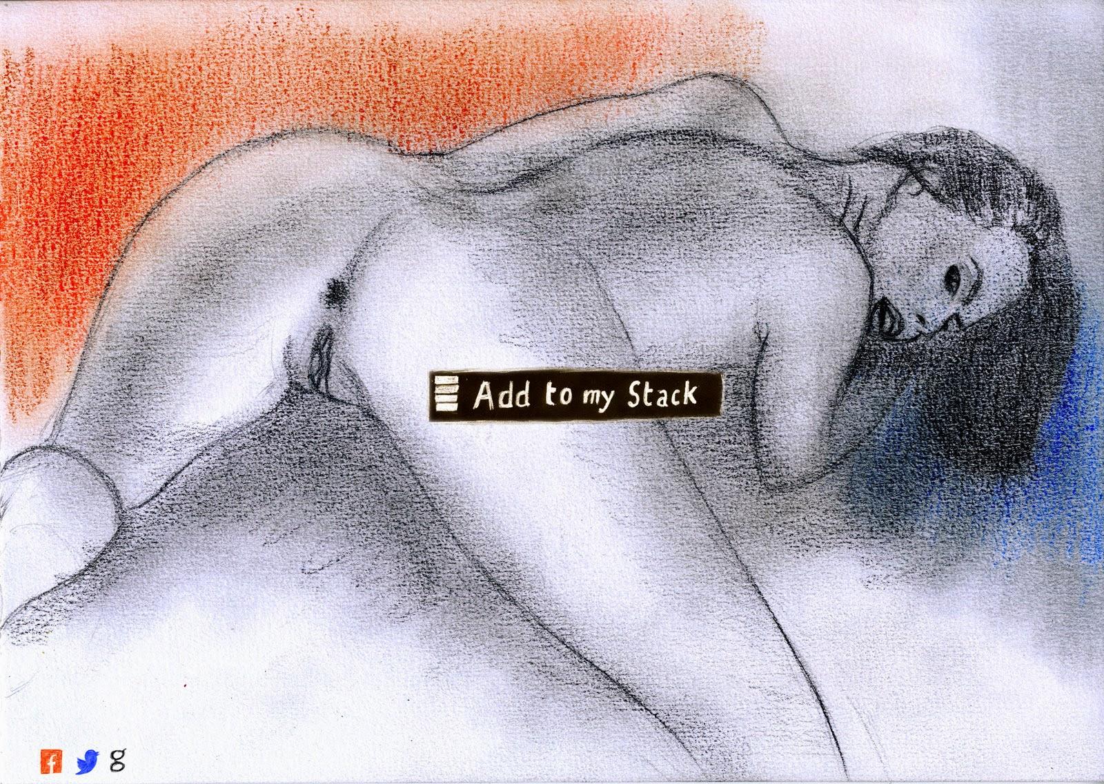 dessin erotique pornographique exhibtion sexe anus