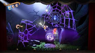 puppeteer screen 2 Puppeteer (PS3)   Screenshots