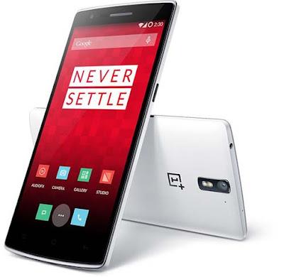 Spesifikasi dan Harga OnePlus One, Ponsel Android KiTKat 4G LTE RAM 3 GB