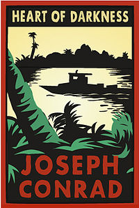a highlight of the main characters in joseph conrads heart of darkness Joseph conrad's novel heart of darkness1 was written more than a century ago   revolutionary findings provided a new setting for existential musings  novel  that highlight the futility of human endeavors for sake of progress (hd 32, 44.
