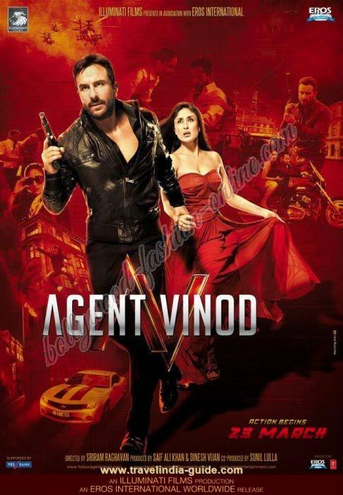 Mật Vụ Ăn Chơi - Agent Vinod - 2012
