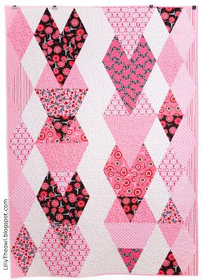 heart garden quilt