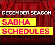 Sabha Schedules