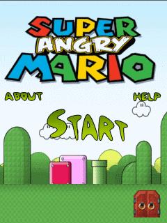 Super Angry Mario para Celular