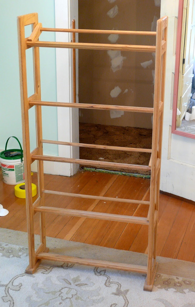 Shoe Rack Before Small