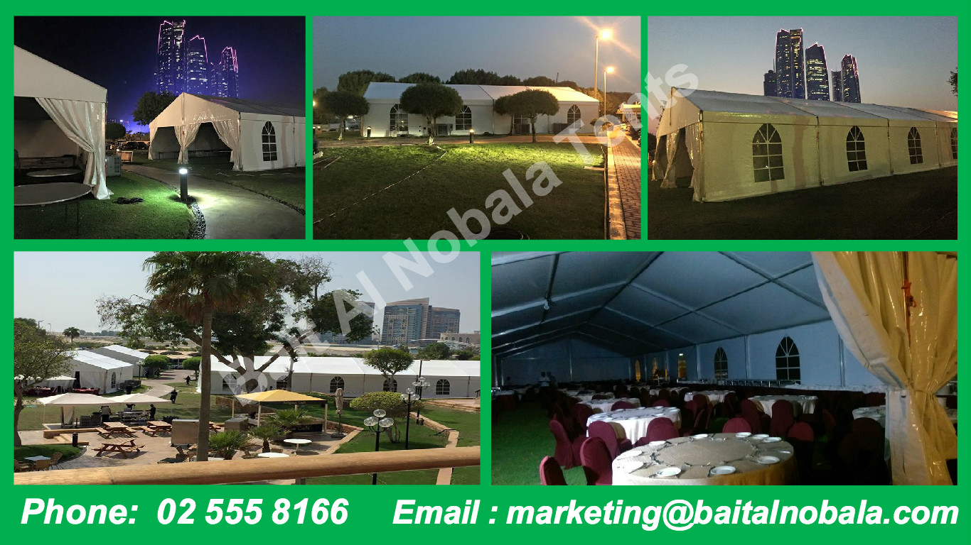 Car Parking Shade In UAE | Rental Tents In UAE