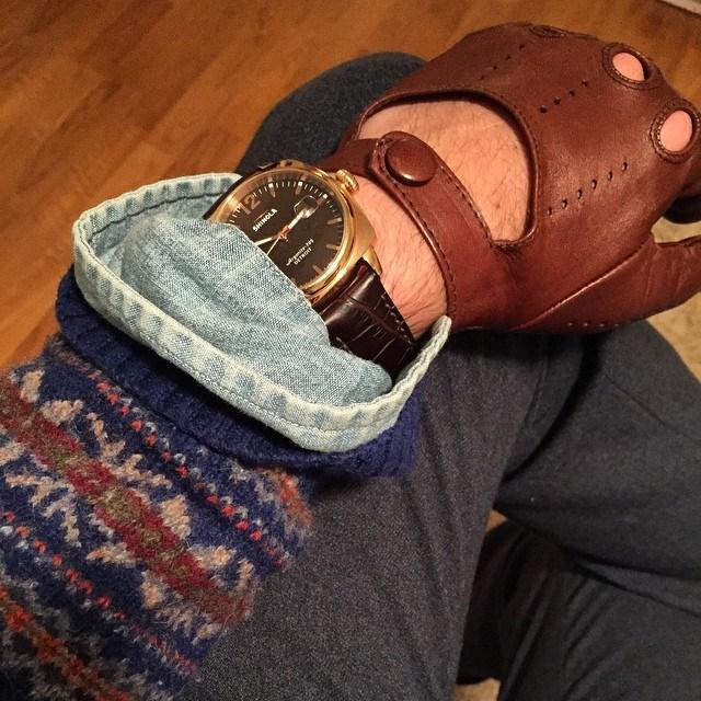 Atomlabor Blog Fashion Tipp - Shinola - Where American is Made | Uhren und handcrafted Lifestyle Stuff aus Detroit