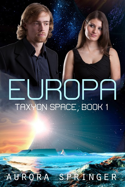 Europa, Taxyon Space Book 1 - 99c Sale