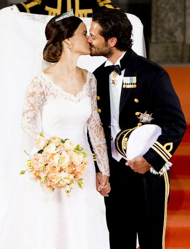 Prince Carl Philip and Sofia Hellqvist wedding