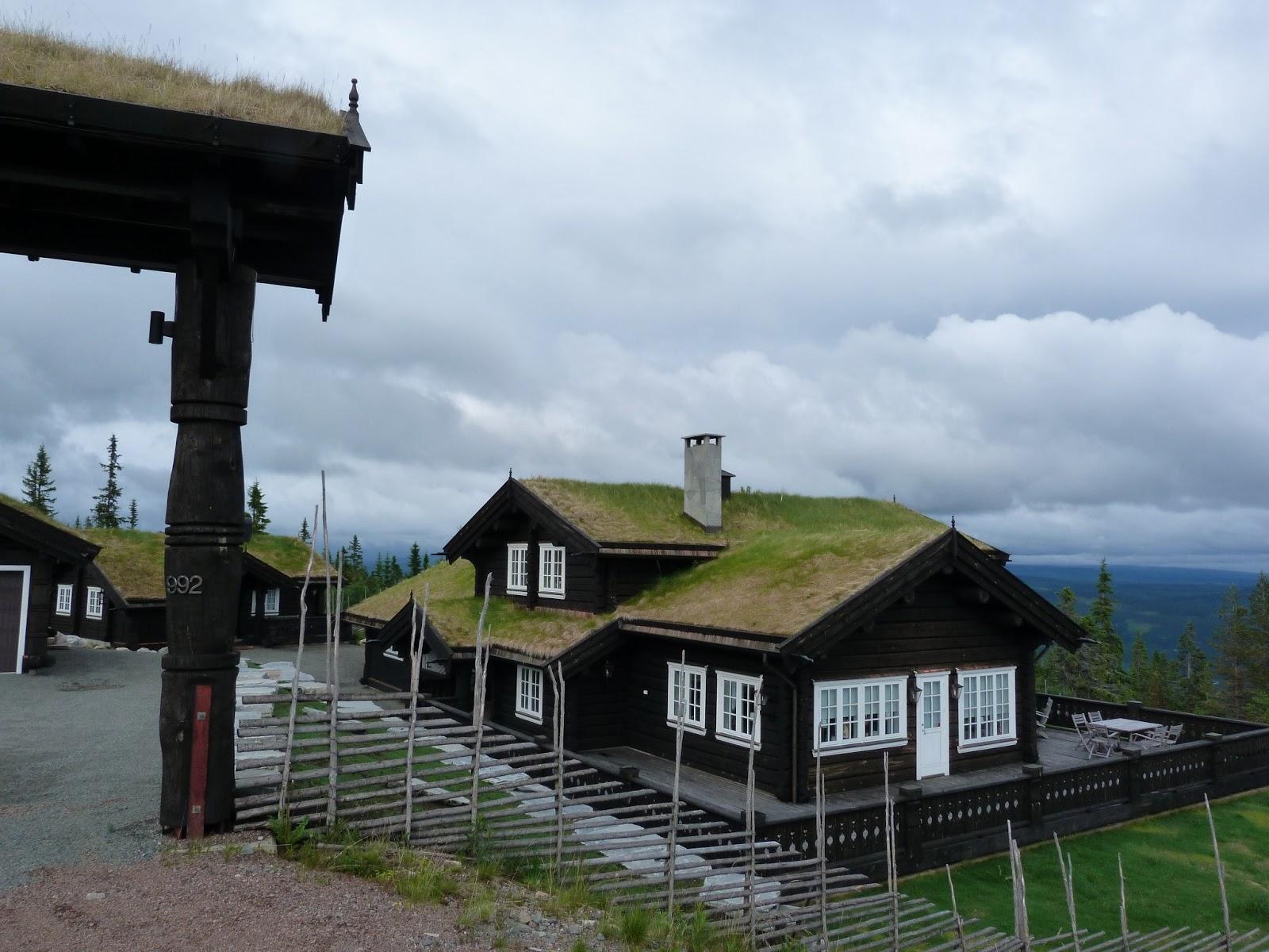 Itchyfeet Trysil Norway Ugla Hyttegrend Luxury Log