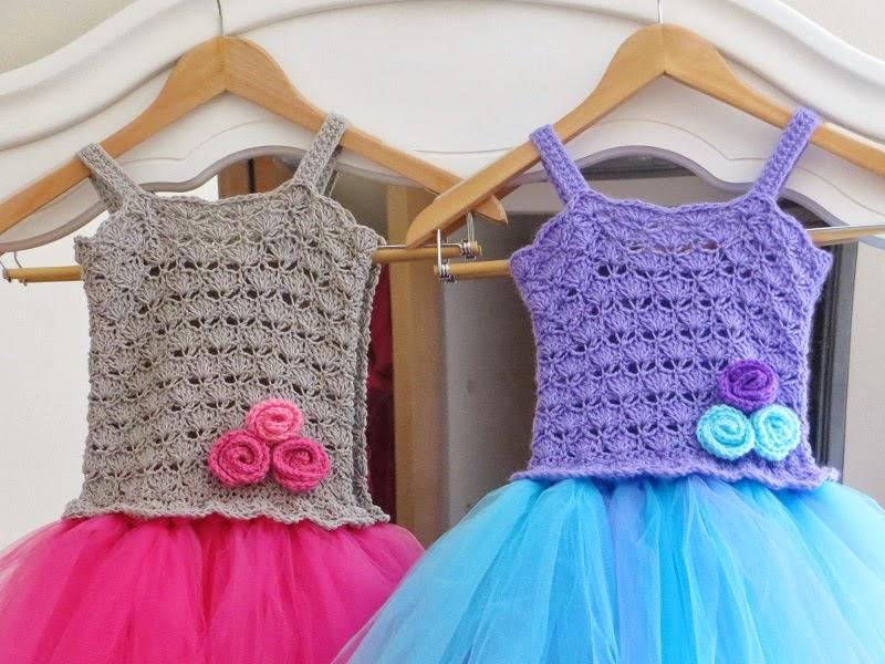 Crochet Baby Tutu Dress Pattern : Crochet Dreamz Latest Posts