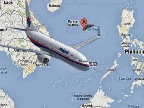 Pulang Dari Umroh, Wanita Ini Yakin Telah Melihat Puing Pesawat MH370
