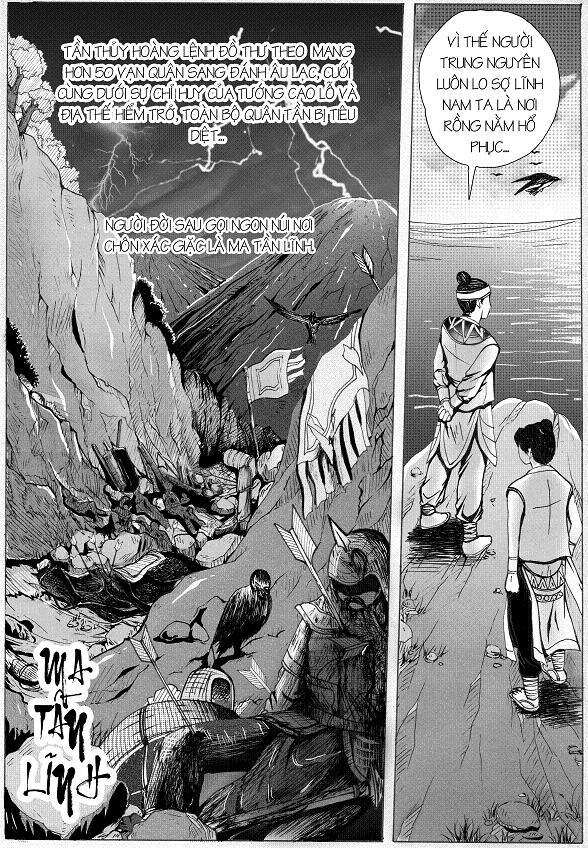 Anh Hùng Lĩnh Nam chap 1 - Trang 15