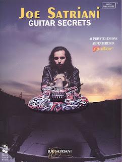 Joe Satriani - Guitar Secrets Joe Satriani