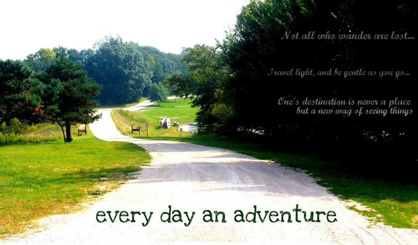 Every Day an Adventure