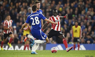 Chelsea Takluk 1-3 Dari Southampton, Di Markas Sendiri Lagi...!