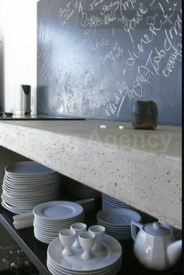 Concrete and Blackboards