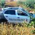 [leia] Viatura da Polícia de Felipe Guerra capota e deixa Policial Ferido.