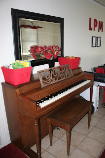 Let's Play Music piano music rack