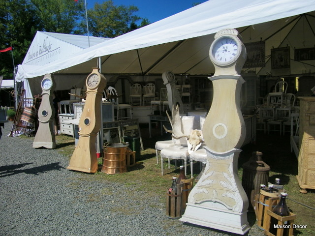 Decorative Clocks For Sale Part - 31: These Mora Clocks Were For Sale At The. Brimfield Fair When I Visited Last  September. They All Averaged Roughly $3500 A Piece, And They Are  Reproductions.