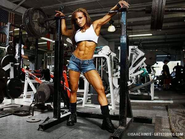Adela Garcia-fitness model