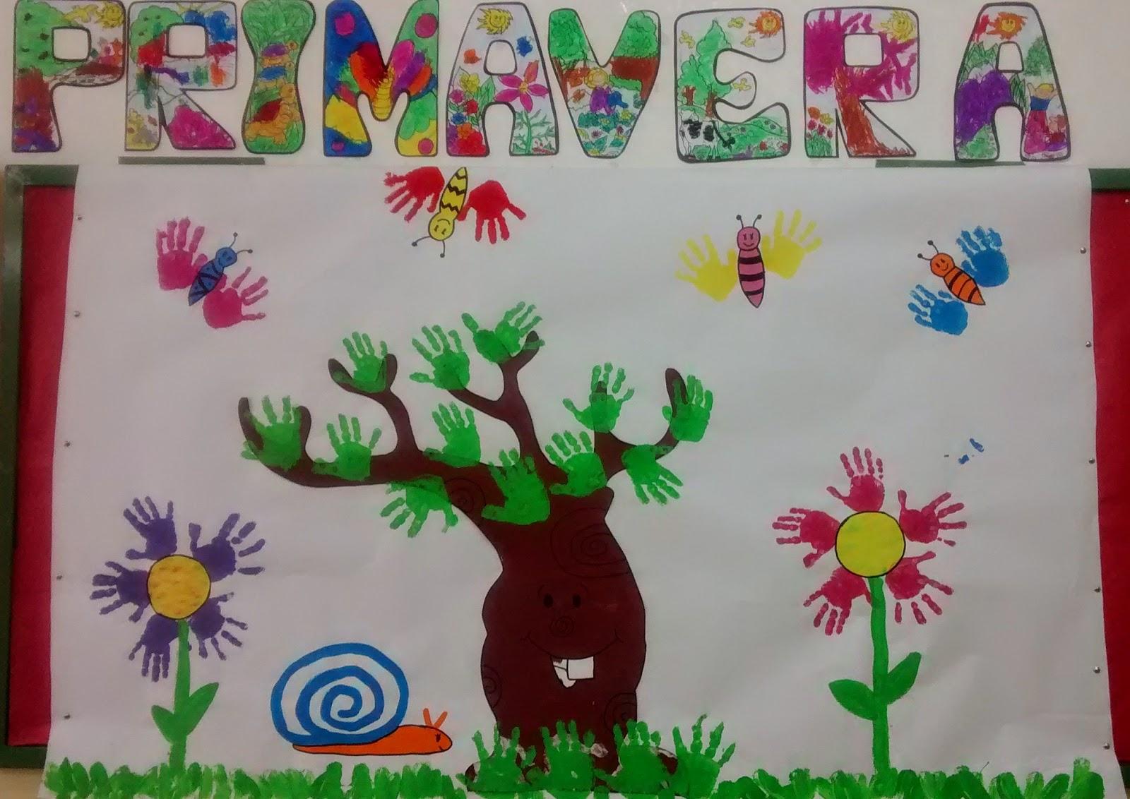 Nuestras aventuras en maspalomas ya es primavera for Mural de flores y mariposas