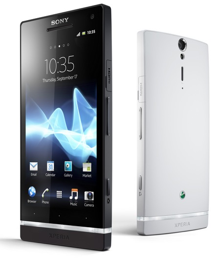 sony ericsson xperia s android smartphone specifications and prices tech world. Black Bedroom Furniture Sets. Home Design Ideas