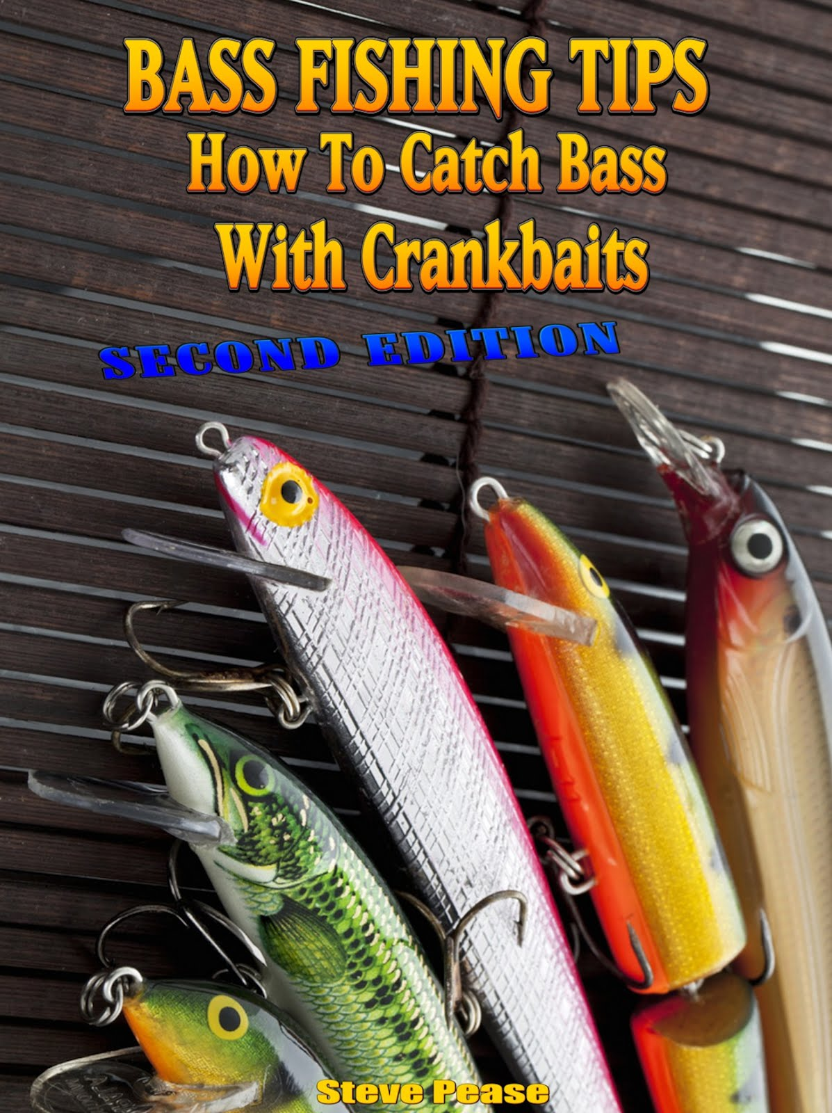 BASS ON CRANKBAITS